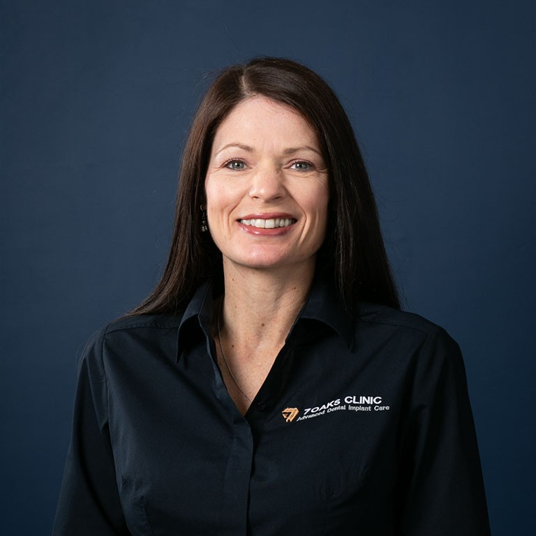 Portrait of Melanie, Registered Manager