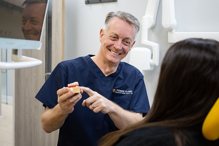Free Consultations with Dr Gary Moynes